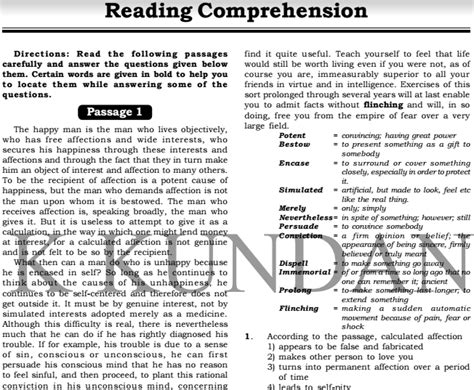 English Reading Comprehension Tips Practice Exercises Answers Pdf Matterhere