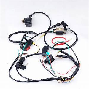 Buy Cisno Complete Electrics Stator Coil Cdi Wiring