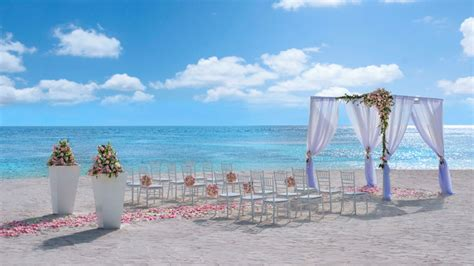 Beach Weddings The Maldives