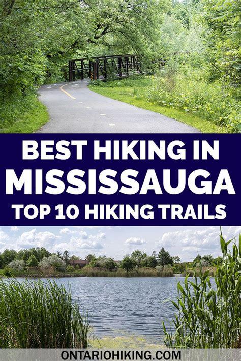 hiking travel walking mississauga trails