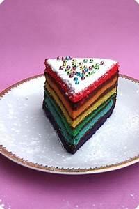 Gateau Anniversaire 2 Ans : rainbow cake pour les 2 ans de ma fille anniv 1 an ~ Farleysfitness.com Idées de Décoration