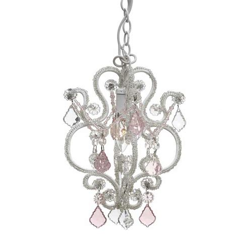 white and pink chandelier white and pink chandelier swag 66 00 thebellacottage