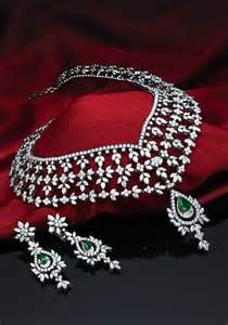 Tanishq Diamond Necklace