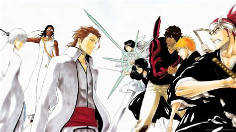 Bleach Anime Bleach Fondo De Pantalla 35373336 Fanpop