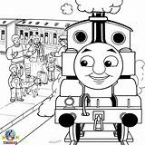 Coloring Thomas Tank Pages Engine Train Printable Cartoon Friends Colouring Sheets Printables Children Trains Painting Childrens Christmas Drawings Annie Activities sketch template