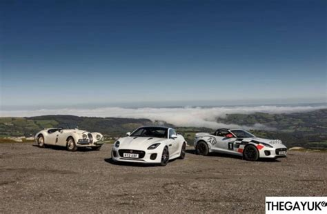 What's It Like To Drive The Jaguar F Type Rally Racer
