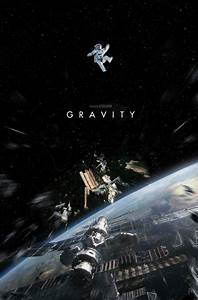 Gallery of Unused Official Posters For Alfonso Cuarón's ...  Gravity