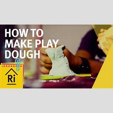 Science For Kids  How To Make Play Dough  Experimental #15 Youtube