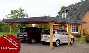 Haus Mit Doppelcarport : holz carport skanholz wendland walmdach doppelcarport ~ Articles-book.com Haus und Dekorationen