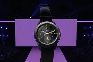 Samsung Galaxy Watch Specs  Release Date  News And Features