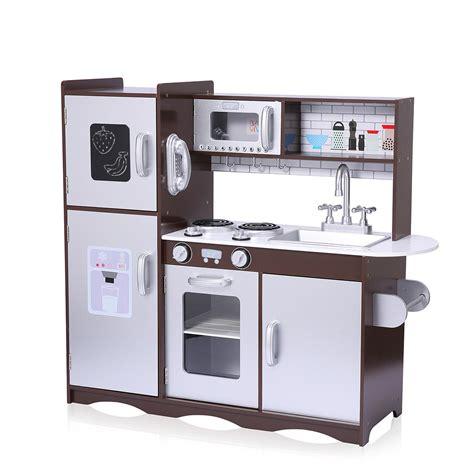 ebay cuisine cuisine pour enfants bois jouet moderne jeu cuisinière