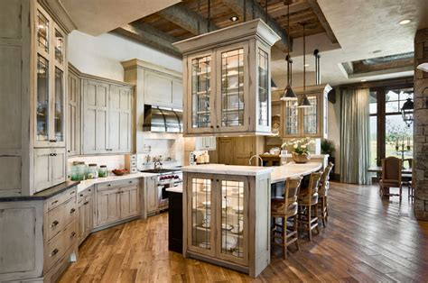 beautiful gourmet kitchens homes   rich