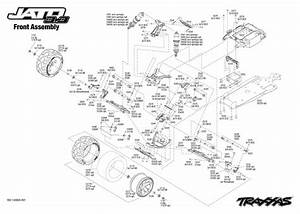 Traxxas X Maxx Parts Diagram