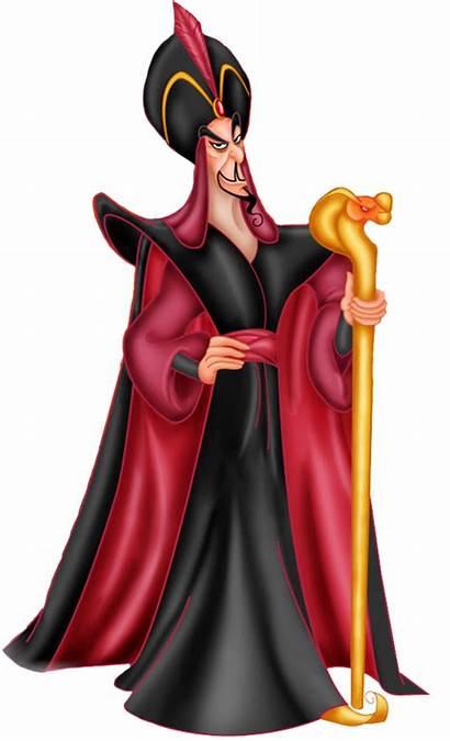 Jafar Aladdin Disney Villains Transparent Jasmine Clipart