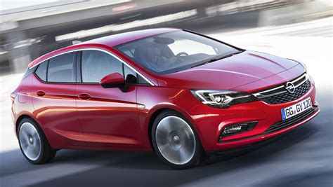 opelvauxhall astra  unveiled    kg lighter