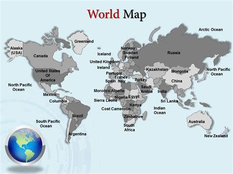 powerpoint change template for entire presentation these world map powerpoint templates provide the entire