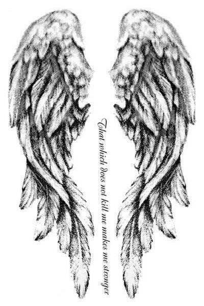 The 29 best Closed Wings Tattoos Designs images on Pinterest | Angel wings, Tattoo ideas and