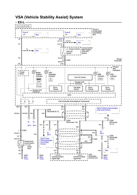 2003 Honda Pilot Radio Wiring Diagram by Repair Guides Wiring Diagrams Wiring Diagrams 6 Of
