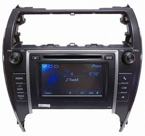 12 13 Toyota Camry Touch Screen Display Lcd Radio Mp3 Aux