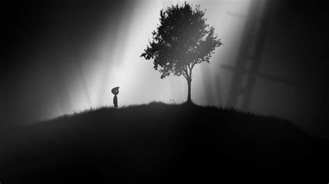 limbo artwork sillhouette wallpaper allwallpaperin
