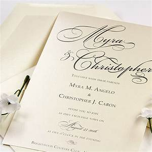 print your own invitations tips and tricks how to on With how to print your own wedding invitations at home