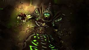 World Of Warcraft Warlock Wallpapers - Wallpaper Cave