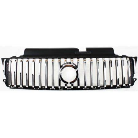 go parts 187 2005 2007 mercury mariner grille assembly 5e6z 8200 aa fo1200468 replacement for