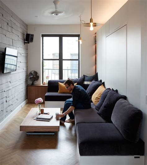 Best Sofa Bed For Studio Apartment by 15 Apartment Furniture Ideas You Ll Housely