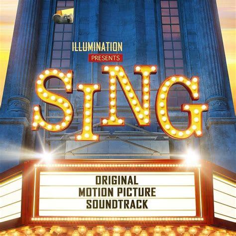 sing original motion picture soundtrack karaoke editioncd