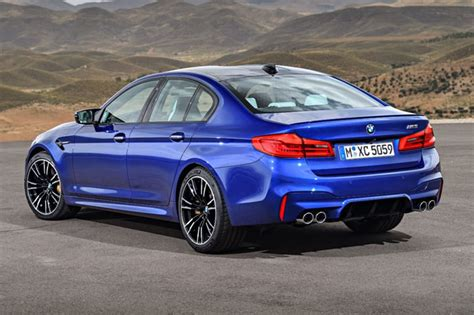 M5 Pricing by Bmw M5 2018 Pricing And Spec Confirmed Car News Carsguide