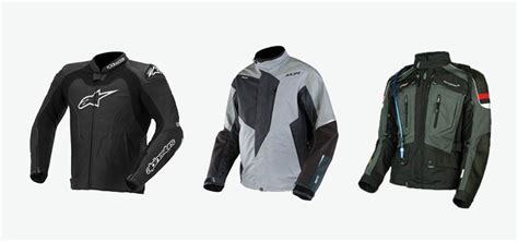 Adventure And Dual Sport Crossover Jackets