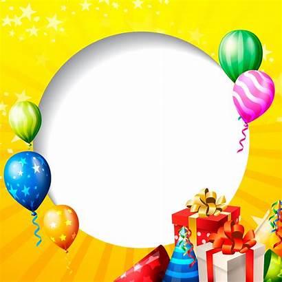 Birthday Celebration Background Balloon Vector Balloons Happy
