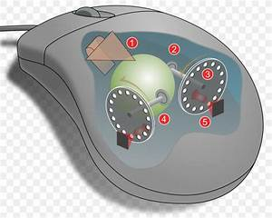 Computer Mouse Wiring Diagram Optical Mouse Sensor  Png