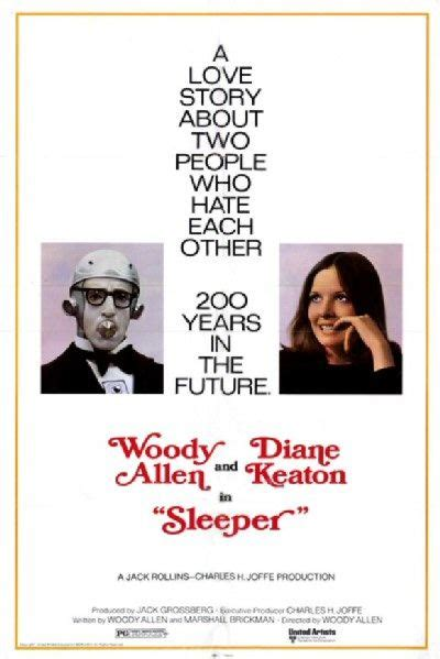 Sleepers Poster by Filmfanatic Org 187 Sleeper 1973