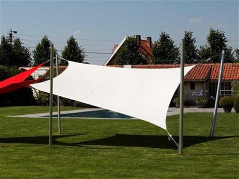 Luxury Umbrellas Ingenua 13 Foot Square Anodized Aluminum ...