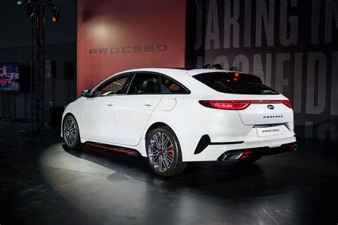 kia proceed  colours  car reviews cars review