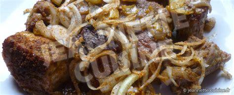 viande a cuisiner soukouya de porc au four plat africain jeannette cuisine