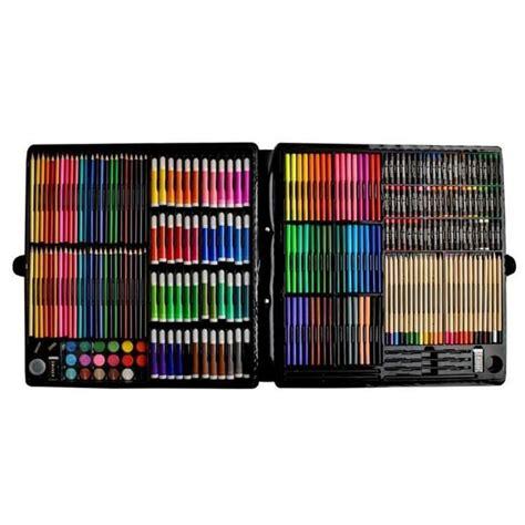 25.00 EUR Zīmēšanas un gleznošanas komplekts bērniem, 258 gab
