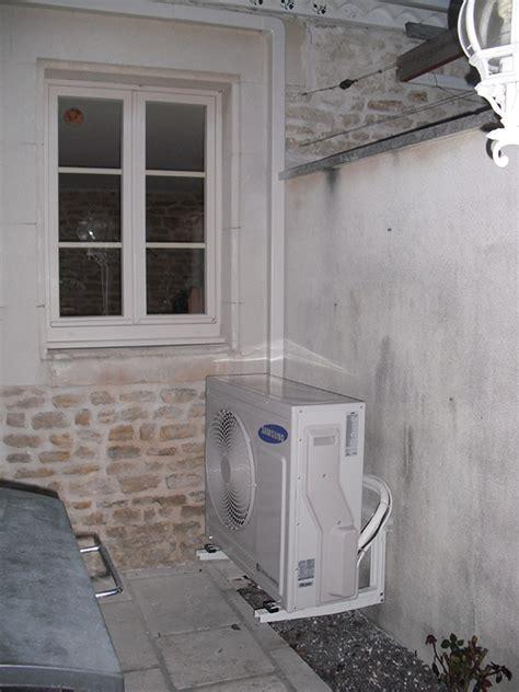 installation unite exterieure climatisation installation de climatisation chauffage r 233 versible 224 dax landes 40 flam co