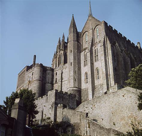 l abbaye du mont michel histoire de l abbaye