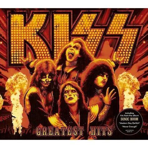 greatest hits  kiss cd    techtone ref