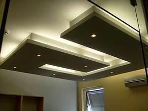 22 modern pop false ceiling designs latest catalog 2018 for Gypsum ceiling designs for living room