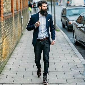 Style Classe Homme : jeans e blazer 6 dicas para acertar nessa dupla imbat vel el hombre ~ Melissatoandfro.com Idées de Décoration