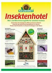 Tiere Im Insektenhotel : neudorff insektenhotel g nstig online einkaufen bei ~ Whattoseeinmadrid.com Haus und Dekorationen