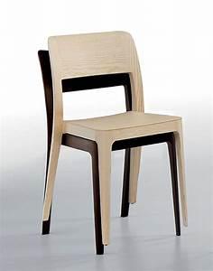 Stühle Aus Holz : stapelstuhl aus holz verschiedene farben idfdesign ~ Lateststills.com Haus und Dekorationen
