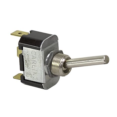 Spdt Toggle Switch Long Lever Carling Brands