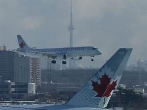 Air Canada Flight AC1174 from Edmonton makes emergency ...