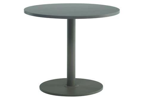 taille canapé d angle acheter votre table ronde pied central chez simeuble