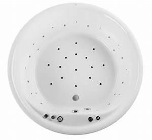 Baignoire Pour 2 : baignoires rondes et ovales tous les fournisseurs ~ Edinachiropracticcenter.com Idées de Décoration