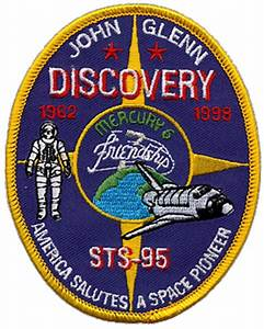 John Glenn Astronaut Patches (page 3) - Pics about space